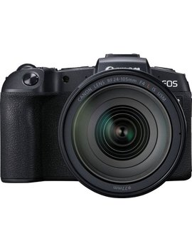 Eos Rp Mirrorless Camera With Rf 24 105mm F/4 L Is Usm Lens by Canon