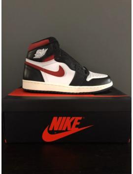 Air Jordan 1 Retro High Og Gym Red by Nike  ×  Jordan Brand  ×