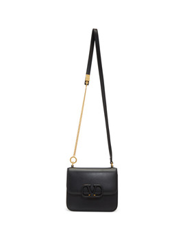 black-valentino-garavani-small-v-sling-bag by valentino