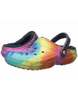 Classic Lined Tie Dye Clog by Crocs