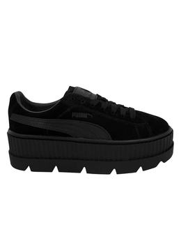 Baskets Basses Cuir Suédé Fenty Cleated Creeper Suede by Puma