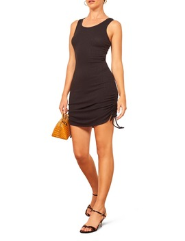 Aerin Body Con Minidress by Reformation