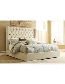Norrister California King Upholstered Bed by Ashley Homestore