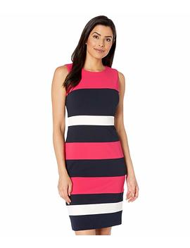 Scuba Crepe Dress by Tommy Hilfiger