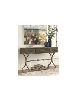 Quinnland Sofa/Console Table by Ashley Homestore