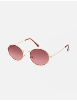 Óculos De Sol Ovais Com Lentes Coloridas by Pull & Bear