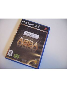 Ps2 / Ps3   Singstar Game Series   Legends Rocks 80s 90s Party Abba   250+ Sold by Ebay Seller