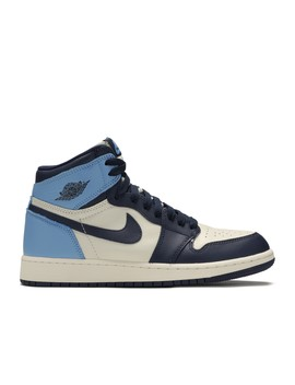 "Air Jordan 1 Retro High Og Gs ""Obsidian"" by Air Jordan"