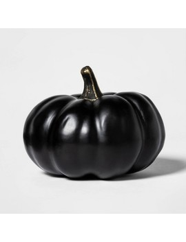 Painted Halloween Pumpkin Mini Black   Hyde & Eek! Boutique™ by Shop This Collection