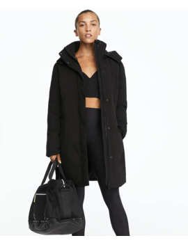 Long Prima Loft® Jacket by Oysho