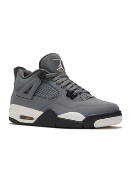"Air Jordan 4 Retro Gs ""Cool Grey 2019 Release"" by Air Jordan"