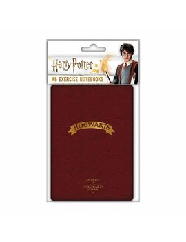 Harry Potter A6 Notebook 3 Pack Harry Potter A6 Notebook 3 Pack by Wilko