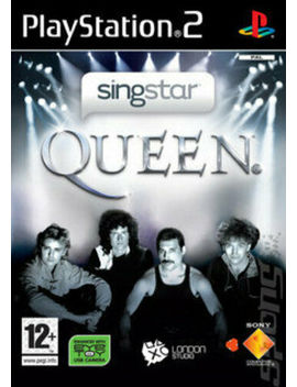 Sing Star Queen (Ps2) Pegi 12+ Rhythm: Sing Along Expertly Refurbished Product by Ebay Seller