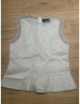 <Span><Span>Simone Rocha Sleeveless Top (Mohair) Size 10</Span></Span> by Ebay Seller