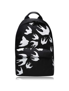 Swallows Backpack by Mcq Alexander Mcqueen