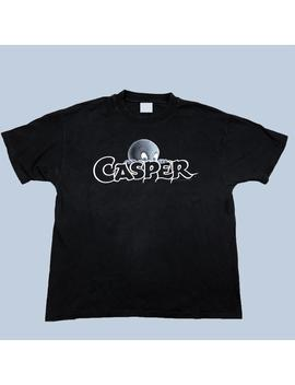 Vintage Rare 1995 Universal Studios Casper Mens T Shirt S 2 Xl Tees Mens Reprint Men Women Unisex Fashion Tshirt Free Shipping Black by D Hgate.Com