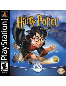 Harry Potter Sorcerers Stone   Ps1 Ps2 Playstation Game by Ebay Seller