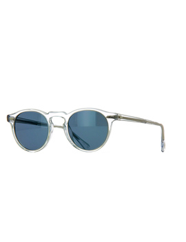 Oliver Peoples Gregory Peck Sun Ov5217 S 1101/R8 Indigo Photochromic by Oliver Peoples Sunglasses
