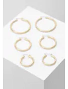 Pcselinda Earrings 3 Pack   Örhänge by Pieces