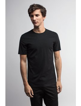 The T Shirt   Black by Asket