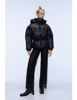 Sorona ® Dupont™ Puffer Jacket by Zara
