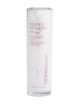 1oz Photodynamic 3 In 1 Spf 30 Facial Lotion by Tj Maxx