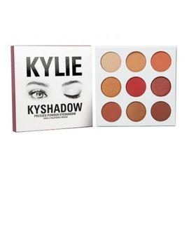 Paleta Farduri, Kylie Jenner, Burgundy by Kylie Cosmetics
