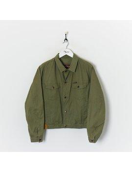 marlboro-denim-jacket-olive-green-large by marlboro