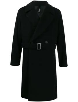dobbeltradet-frakke by hevo