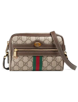 'ophidia Mini Tasche Aus Gg Supreme by Gucci