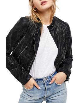 fenix-faux-leather-moto-jacket by free-people