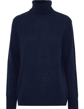 Oscar Cashmere Turtleneck Sweater by Equipment