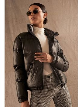 Puffer Jacket by Justfab