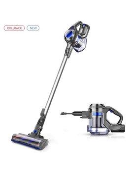 Cordless Stick Vacuum Cleaner 10 Kpa 4 In 1 Powerful Handheld Vacuum Cleaner For Home Hard Floor Carpet Car Pet by Moosoo