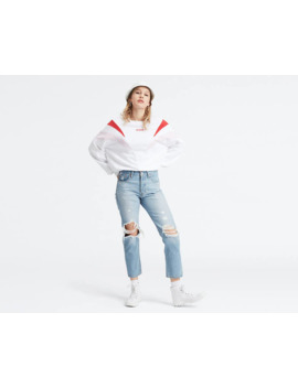 Levi's® Made & Crafted® 501® Crop Jeans by Levi's