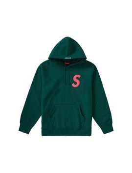 Supreme S Logo Hooded Sweatshirt (Fw19) by Supreme