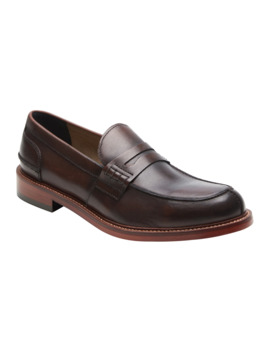 Larr Penny Loafer by Banana Repbulic