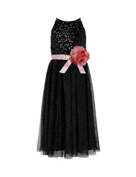 Monsoon Black Truth Maxi Dress by Next