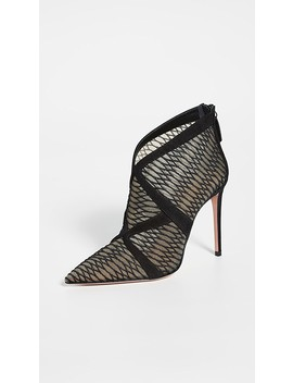 So Vera Booties 105mm by Aquazzura