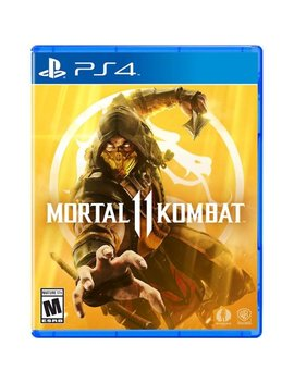 Play Station 4 by Mortal Kombat 11