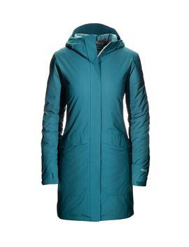 Women's Waterproof Packaway Long Coat by L.L.Bean