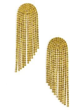 London Chain Drop Earrings by Stella + Ruby