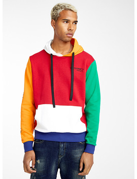 Pop Block Hoodie by Outcome