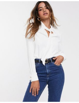 ted-baker-pammla-pussybow-blouse by ted-baker