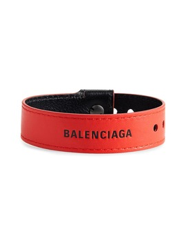 party-leather-bracelet by balenciaga