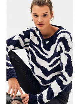 Mink Pink A Wild Winter Sweater by Pacsun