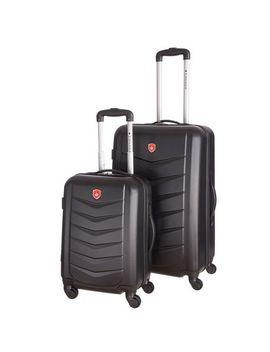 Canada Luggage 2 Piece Hardshell Spinner Luggage Set by Walmart