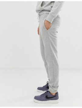 Pull&Amp;Bear Skinny Fit Jogger Co Ord In Grey by Pull&Bear