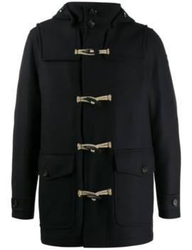 Hooded Duffle Coat by Paul & Shark
