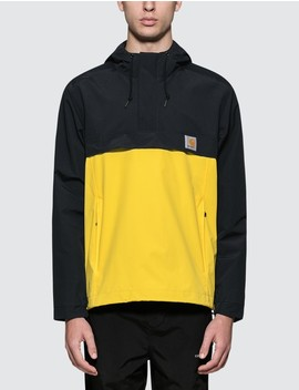 Nimbus Two Tone Pullover Jacket by Carhartt Work In Progress